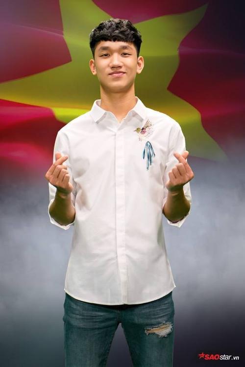 Tiền vệ điển trai Nguyễn Trọng Đại từ chối lời tỏ tình của Hương Giang Idol