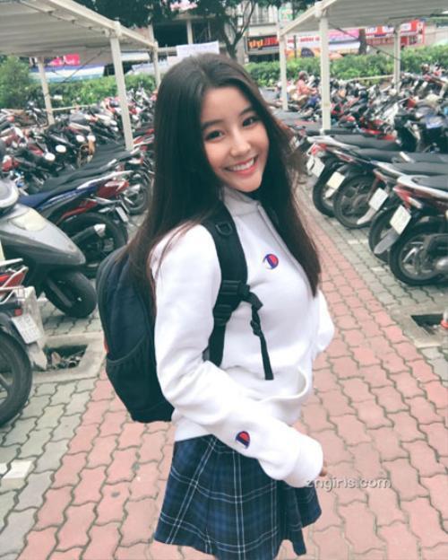 Nữ sinh Sài Gòn từng nổi tiếng với vòng 1 gợi cảm bất ngờ được báo Hàn hết lời khen ngợi - ảnh 8