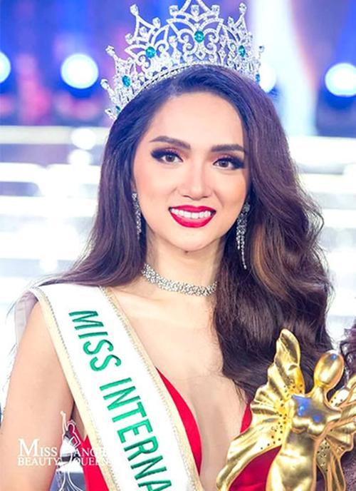 Hậu đăng quang, Hương Giang muốn đứng ra tổ chức Hoa hậu Chuyển giới tại Việt Nam