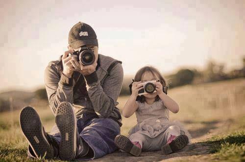 Rưng rưng những dòng chia sẻ về bố