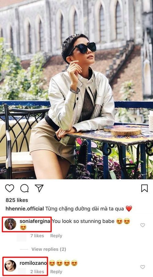 Khoe ảnh tóc ngắn cá tính, Hoa hậu H'Hen Niê được các đối thủ tại Miss Universe 2018 khen ngợi hết lời
