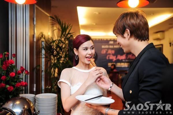 Trương Quỳnh Anh - Tim khiến nhiều người ghen tỵ với tổ ấm hạnh phúc của mình.