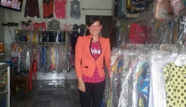 Cuộc sống của hai mẹ con chị Hà Thị Kiều V. giờ đây đã ổn định