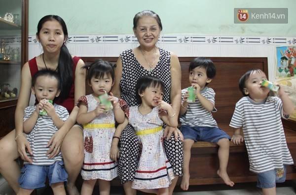 Tuy mệt mỏi, khó khăn nhưng gia đình chị Thư lúc nào cũng đầy tình yêu thương, tiếng cười, và sự hạnh phúc.