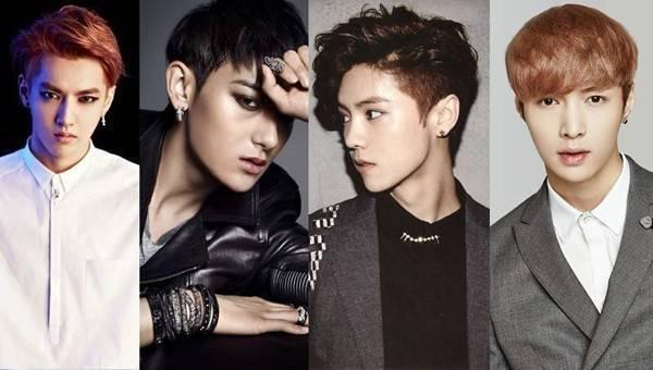 Lay nói về 3 thành viên cũ với sự chân thành.