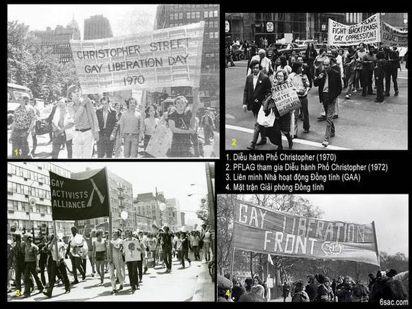 Những cuộc biểu tình liên tục diễn ra ngay sau đó. (Ảnh: 6sac.vn)