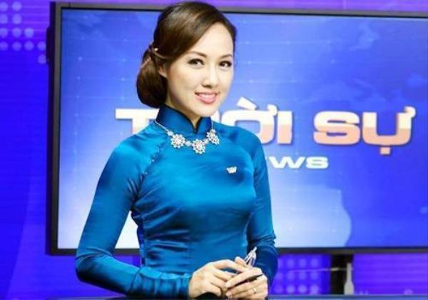 Saostar - ao dai - BTV - Hoai Anh 1