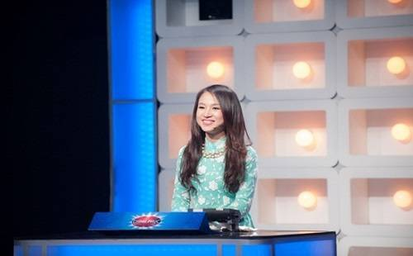 Saostar - ao dai - BTV - Thanh Van 2