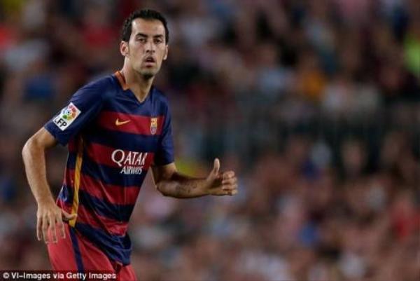 Busquets - nhân tố quan trọng, cống hiến thầm lặng trong lối chơi của Barca