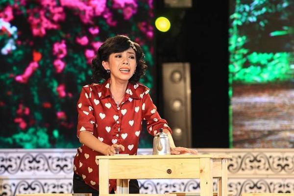 Nghệ sĩ hài Thu Trang.