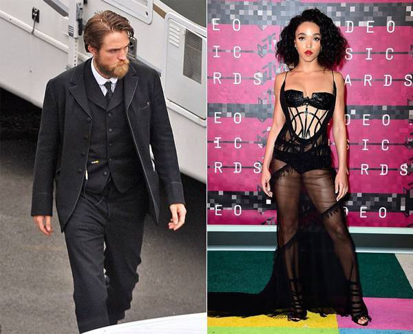 Robert Pattinson và bạn gái đang mỗi người một nơi.