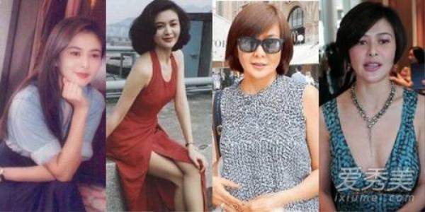 Quan Chi Lâm từng là đại mỹ nhân thập niên 80, 90 của thế kỷ trước. Nhưng đó đã là chuyện quá khứ bởi khi ở tuổi ngũ tuần, cô tăng cân đáng kể. Nhan sắc Quan Chi Lâm cũng không còn như xưa.