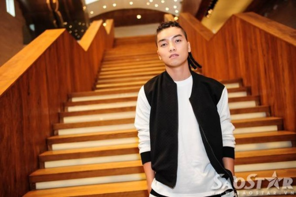Diễn viên - VJ Ngọc Trai. Anh mong vai diễn mới sẽ giúp mình tạo thêm cột mốc mới trong sự nghiệp hoạt động nghệ thuật.