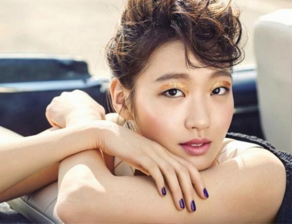 Diễn viên Kim Go Eun.
