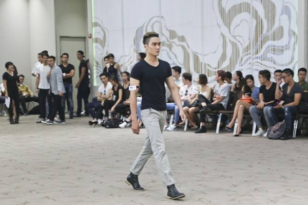 saostar - Vietnam Fashion Week - model - casting (22)