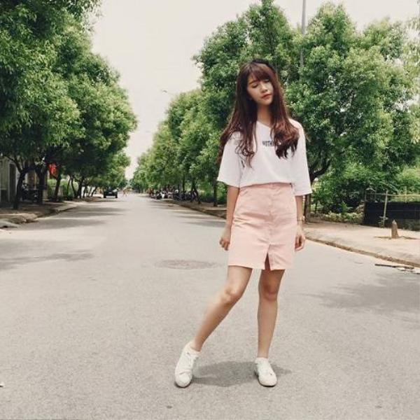 saostar - slit skirt - sao - hot teen (8)