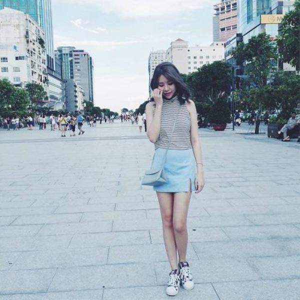 saostar - slit skirt - sao - hot teen (9)