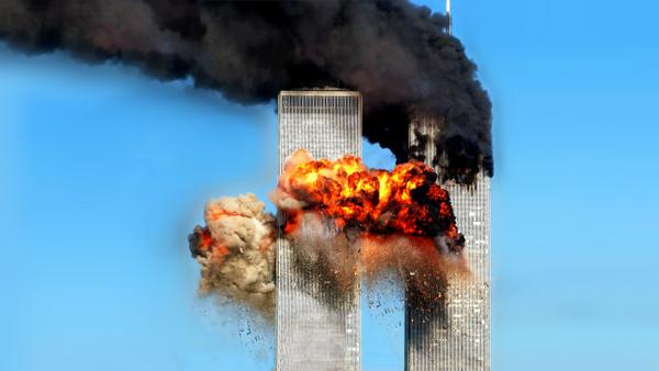 Vụ khủng bố ngày 11/9/2001 khiến nước Mỹ kinh hoàng.
