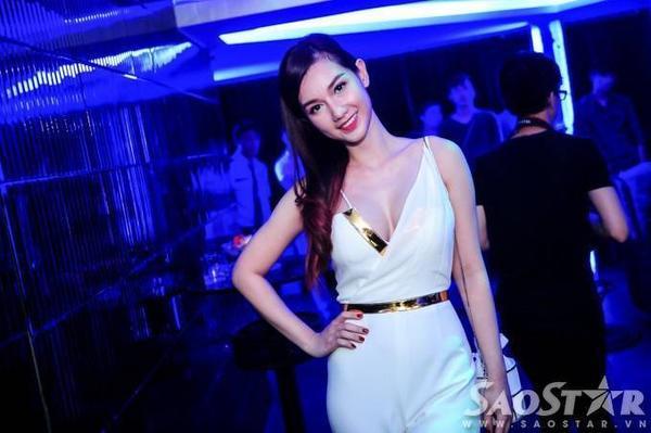 MC Quỳnh Chi.
