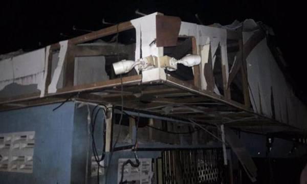 Hình ảnh hiện trường vụ nổ bom kinh hoàng đêm qua tại Thái Lan