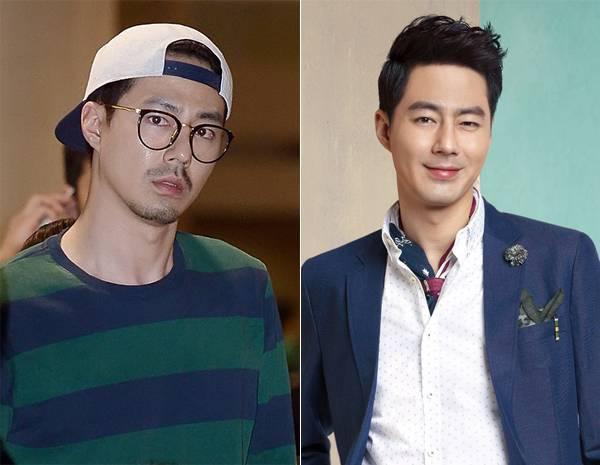 Nam diễn viên Jo In Sung xuất hiện ở sân bay với phần râu ria quên chưa cạo cùng cặp kính. Trang phục thể thao khỏe khoắn không giúp tài tử It's Okay, That's Love lấy lại được vẻ mỹ nam thường thấy.