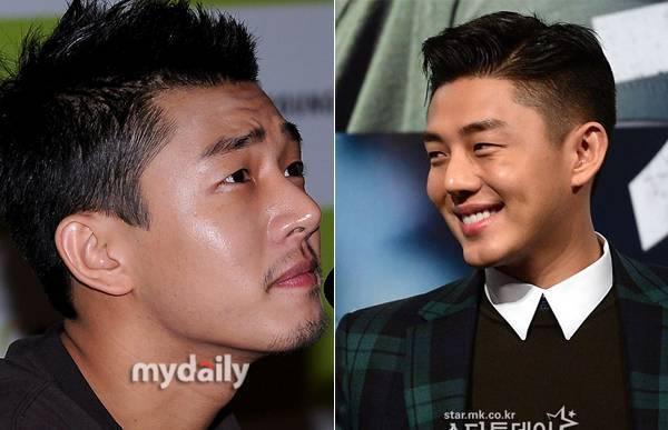 Râu ria cũng khiến Yoo Ah In già đi trông thấy. Trong bộ phim mới The Thrones, nam diễn viên 28 tuổi cũng nuôi râu rậm.