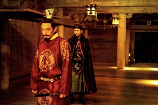 Trương Chấn trong vai vị tướng Điền Quý An_1