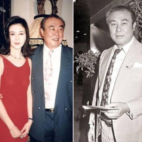 Quan Chi Lâm và cha.