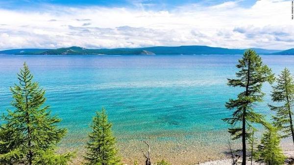 Hồ linh thiêng, có ý nghĩa đặc biệt với người dân Mông Cổ