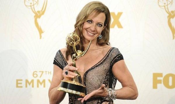 Emmy2015-Allison-Janney