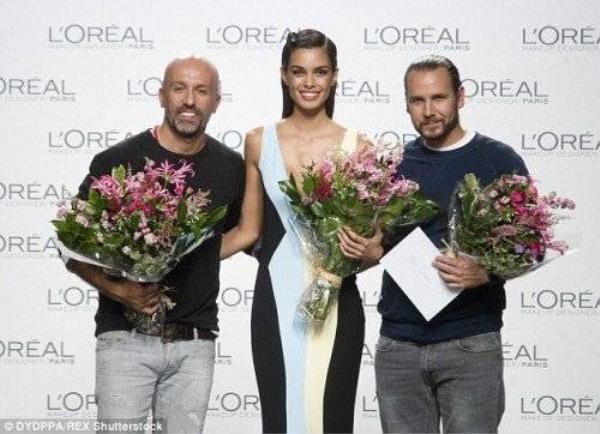 Joana Sanz đoạt Vương miện dành cho Người mẫu xuất sắc nhất của L'Oreal.