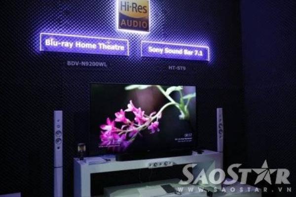 Ti-vi âm thanh chất lượng cao