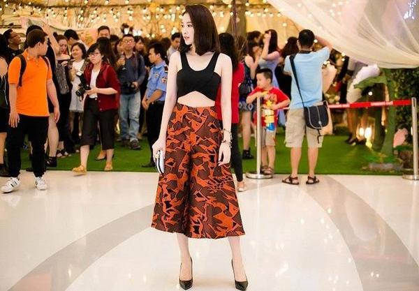 saostar - Angela Phương Trinh, Diễm My, Hương Giang Idol (2)