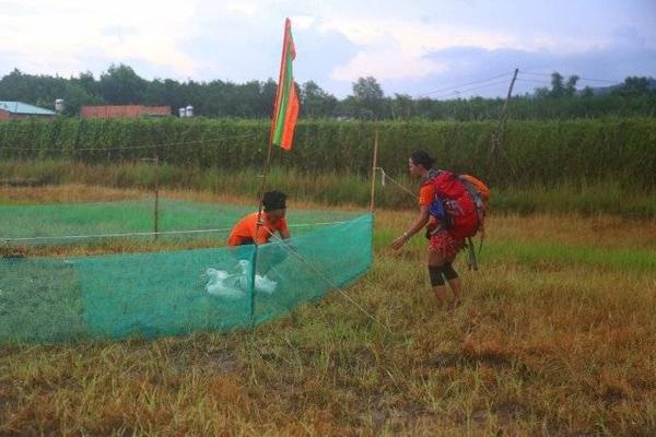 2 - Nhiem vu bit mat bat vit tai Tay Ninh 1