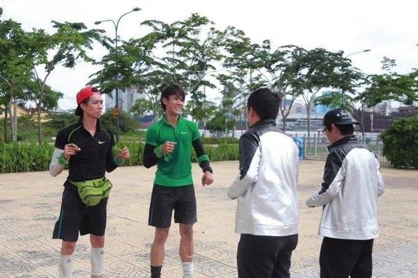 4 - Doi Xanh la o Lua chon kep Vu dao 2