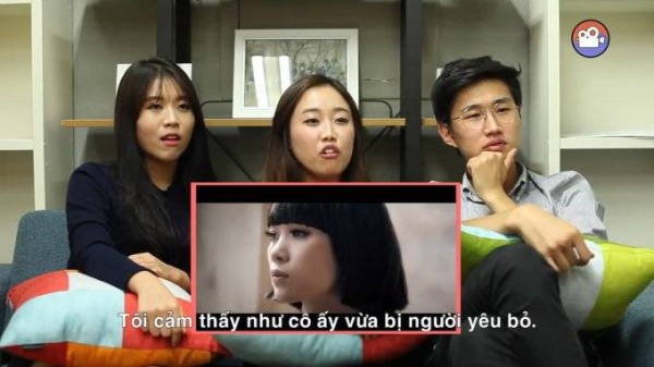 Korean's reaction to Mỹ Tâm - Như Một Giấc Mơ (LIKE A DREAM) M_V [KOREAN VILLAGE] - YouTube (720p).00_01_02_24.Still003