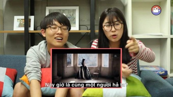 Korean's reaction to Mỹ Tâm - Như Một Giấc Mơ (LIKE A DREAM) M_V [KOREAN VILLAGE] - YouTube (720p).00_02_06_16.Still005