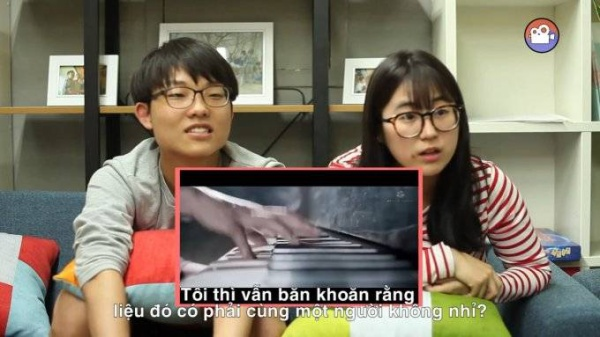 Korean's reaction to Mỹ Tâm - Như Một Giấc Mơ (LIKE A DREAM) M_V [KOREAN VILLAGE] - YouTube (720p).00_03_37_26.Still010