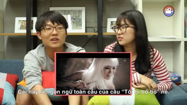Korean's reaction to Mỹ Tâm - Như Một Giấc Mơ (LIKE A DREAM) M_V [KOREAN VILLAGE] - YouTube (720p).00_03_53_17.Still020