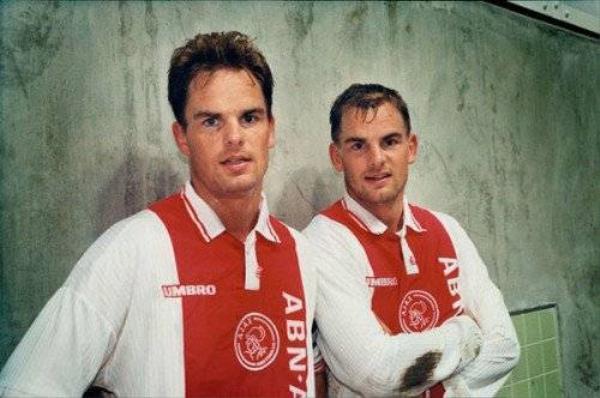 Ronald và Frank De Boer