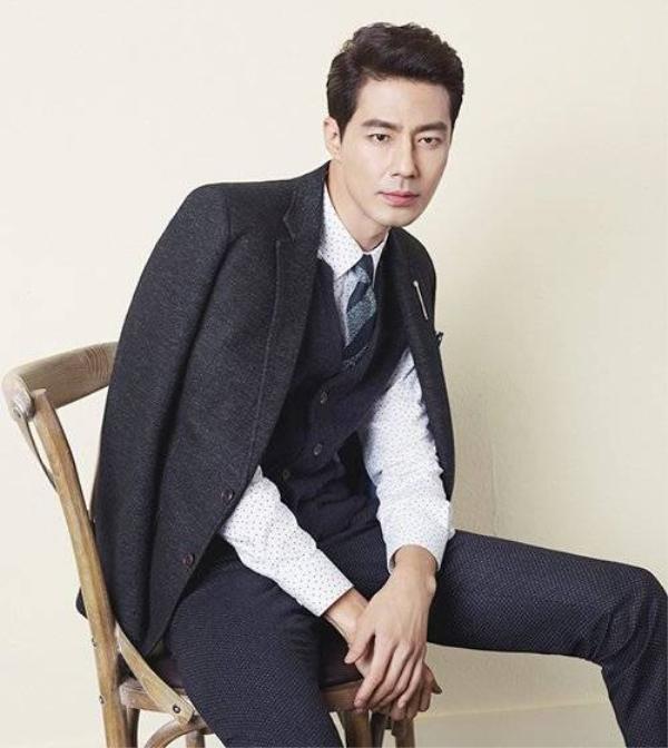 Diễn viên Jo In Sung.
