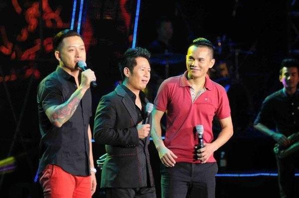 3 thành viên của nhóm Quả Dưa Hấu gồm Bằng Kiều, Tuấn Hưng, Tú Dưa gặp lại nhau trên sân khấu sau khi đã tạo dựng được sự nghiệp riêng.