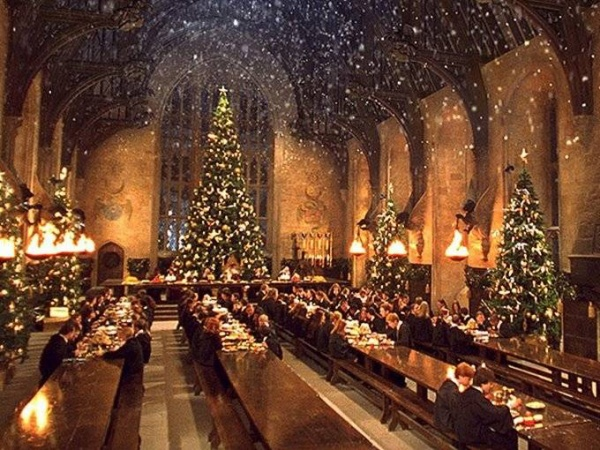 Great Hall - Harry Potter (3)