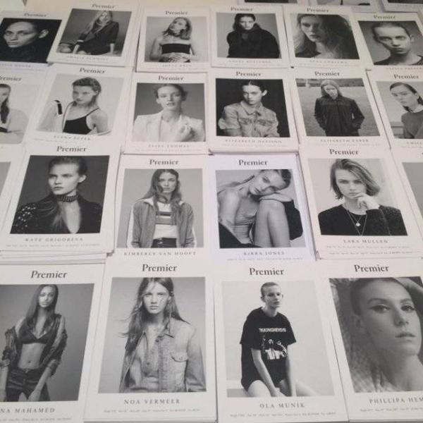 Những gương mặt người mẫu của Premier Models.