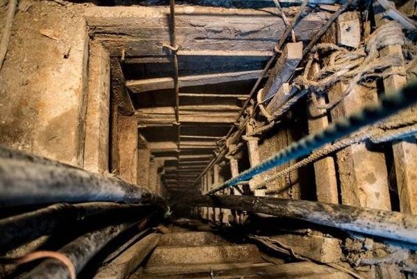 Một hầm đào vàng ở Malaya, Camarines Norte, Philippines (Ảnh: HRW).