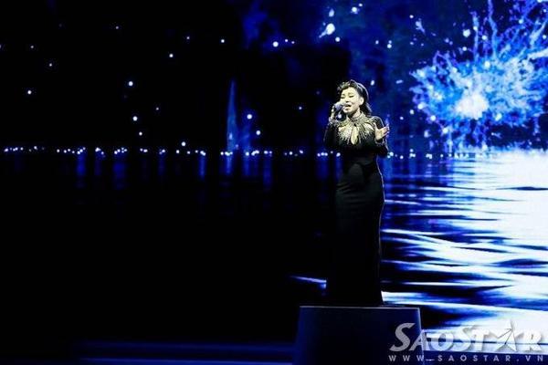 Thu Minh là ca sĩ tiếp theo ra sân khấu. Với giai điệu đẹp lẫn ca từ ý nghĩa, Thu Minh khiến khán giả thực sự chìm đắm trong từng câu hát ở tiết mục Đừng yêu.