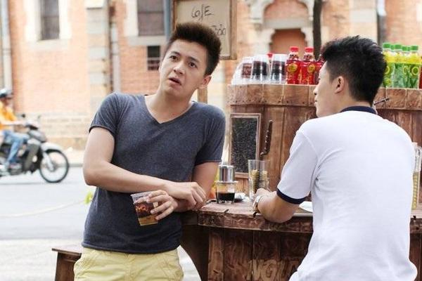 Ngô Kiến Huy gây ấn tượng với khán giả từ vai phụ trong phim Thần tượng.