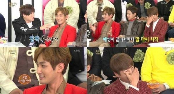 Cộng đồng Kpop có dịp được hồi tưởng về thời hoàng kim của H.O.T khi 2 thành viên Kangta và Moon Hee Joon cùng tham dự chương trình Immortal Song 2 năm ngoái. Đây là lần hội ngộ trên truyền hình  đầu tiên sau 11 năm của 2 mẩu H.O.T.