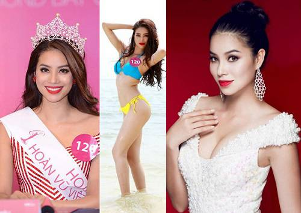 saostar - hoa hau hoan vu - doi thu Pham Huong (1)