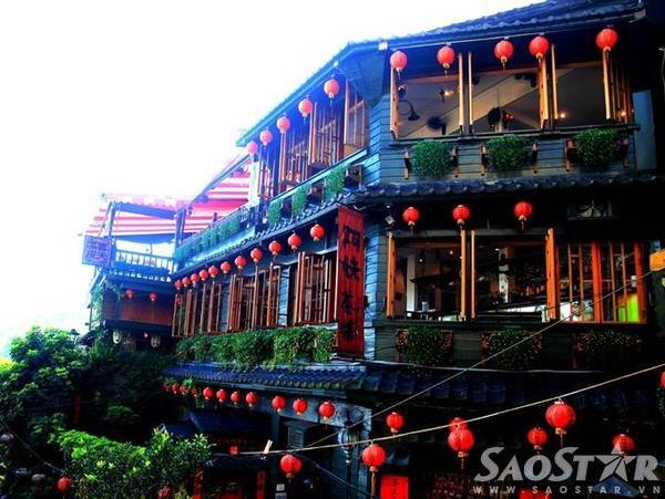A mei teahouse